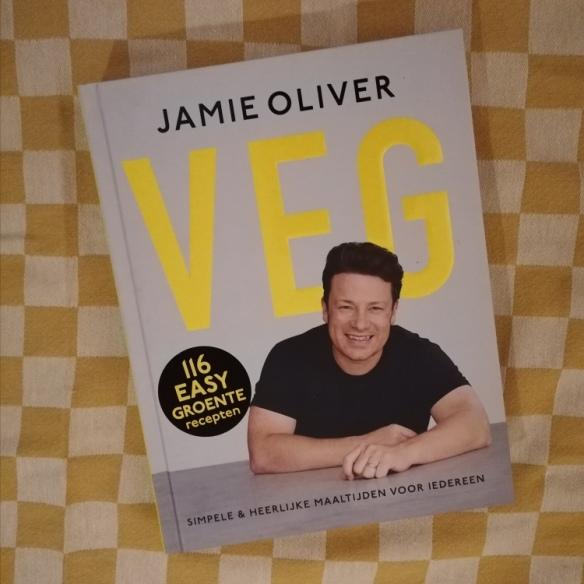 Groenteboek VEG Jamie Oliver